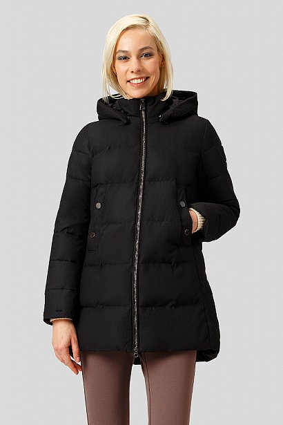 Куртка женская, Модель W18-12048F, Фото №3