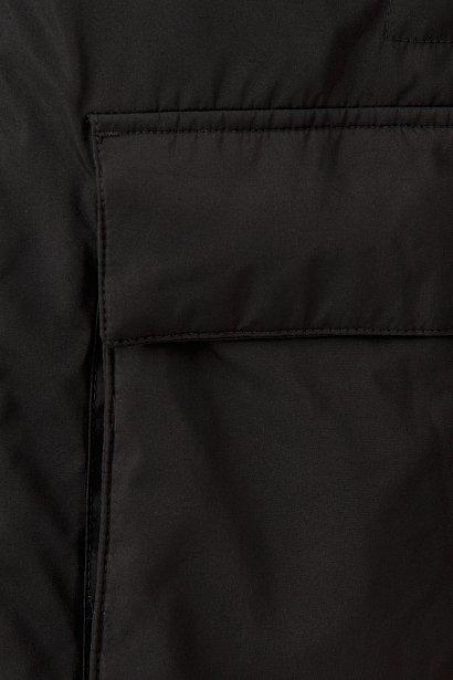 Пальто  мужское, Модель W18-21001, Фото №4