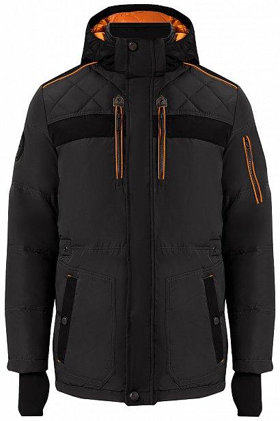 Куртка мужская, Модель W18-22001, Фото №6