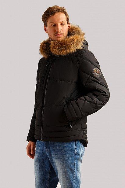 Куртка мужская, Модель W18-22013, Фото №3