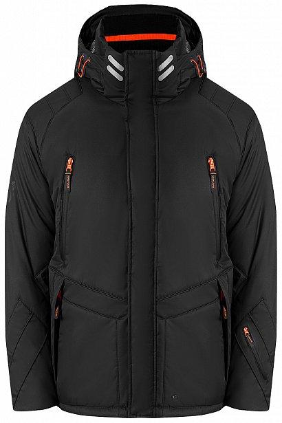 Куртка мужская, Модель W18-22030, Фото №6