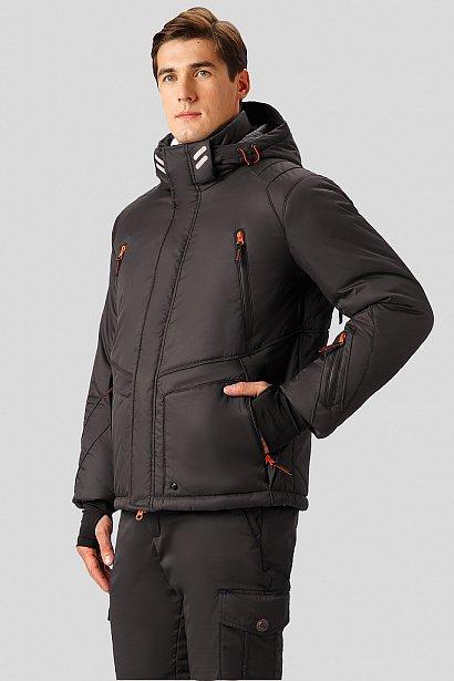 Куртка мужская, Модель W18-22030, Фото №3