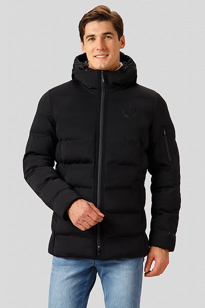 Куртка мужская, Модель W18-22035, Фото №1