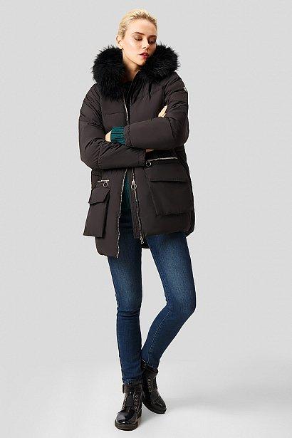 Полупальто женское, Модель W18-32021, Фото №2