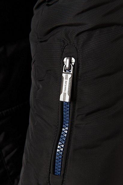 Пуховик мужской, Модель W18-42007, Фото №6