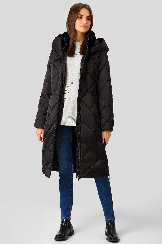 Пальто женское, Модель W18-11004, Фото №2
