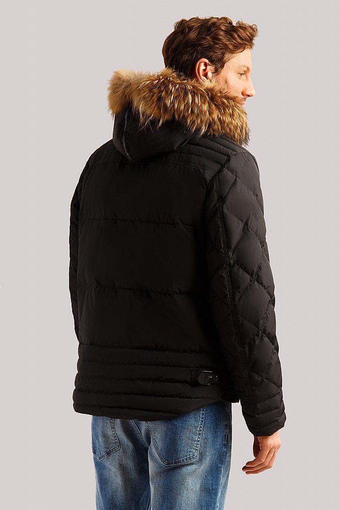 Куртка мужская, Модель W18-22013, Фото №4