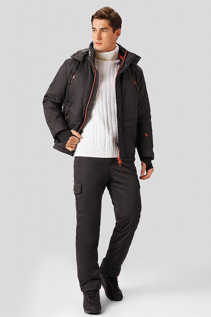 Куртка мужская, Модель W18-22030, Фото №2