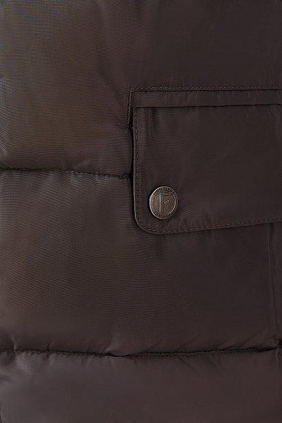 Полупальто мужское, Модель W18-21004, Фото №5