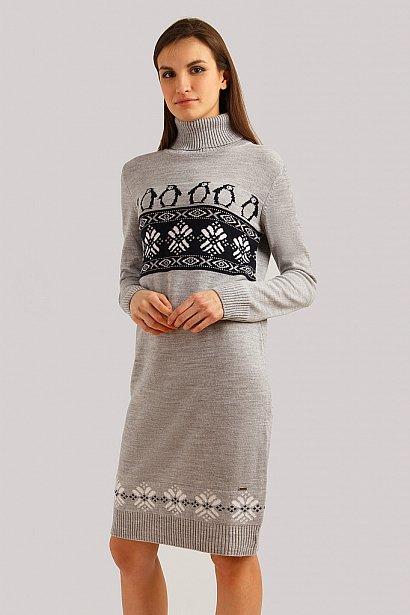 Платье женское, Модель W18-12149, Фото №3