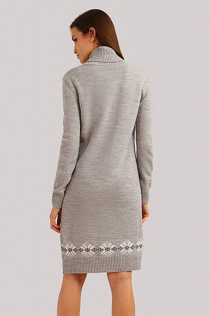 Платье женское, Модель W18-12149, Фото №4