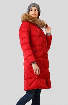 Пальто женское W18-11040