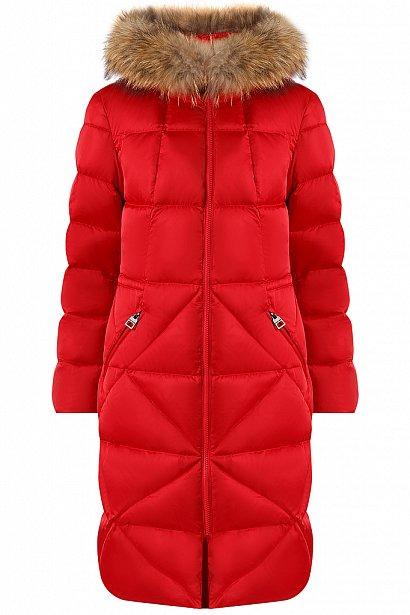 Пальто женское, Модель W18-11040, Фото №7