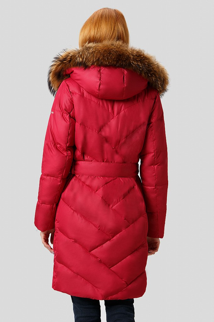 Пальто женское, Модель W18-11012, Фото №4