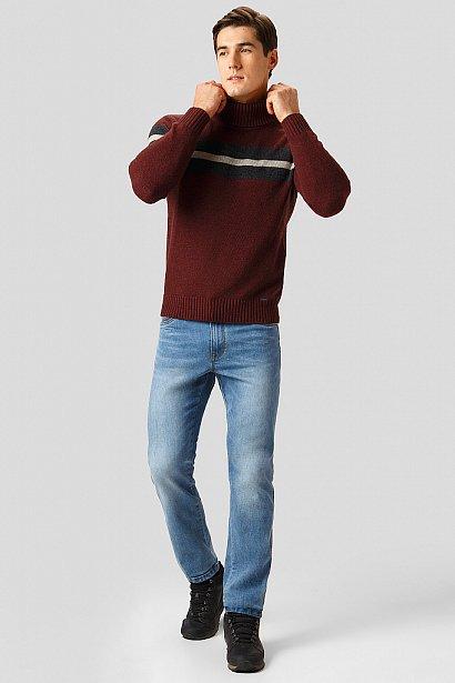 Джемпер мужской, Модель W18-22106, Фото №2