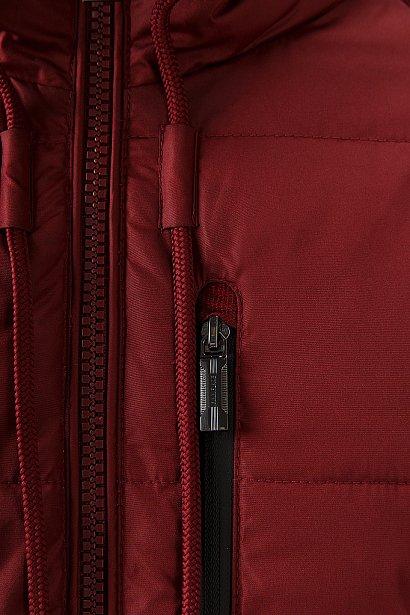 Куртка мужская, Модель W18-42001, Фото №5