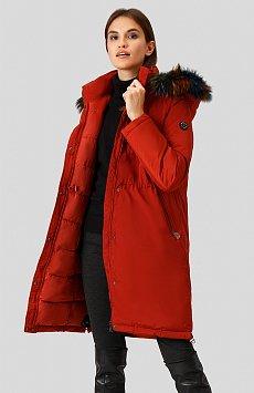Пальто женское W18-12039