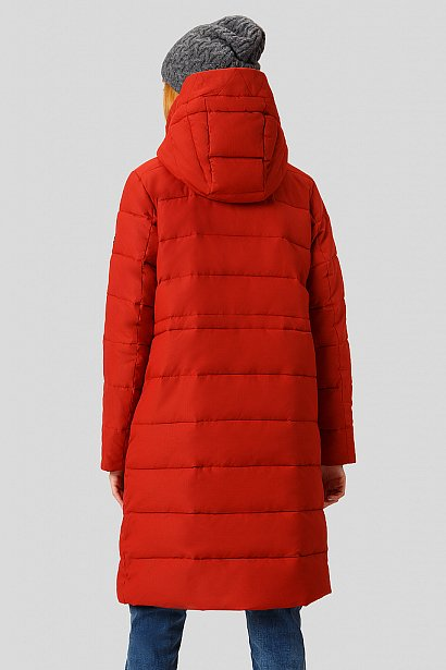 Пальто женское, Модель W18-12001, Фото №4