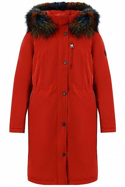 Пальто женское, Модель W18-12039, Фото №7