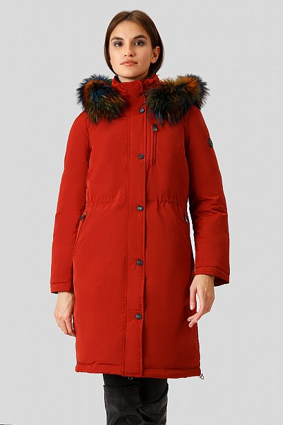 Пальто женское, Модель W18-12039, Фото №3