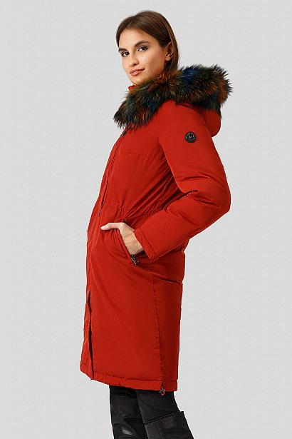 Пальто женское, Модель W18-12039, Фото №4