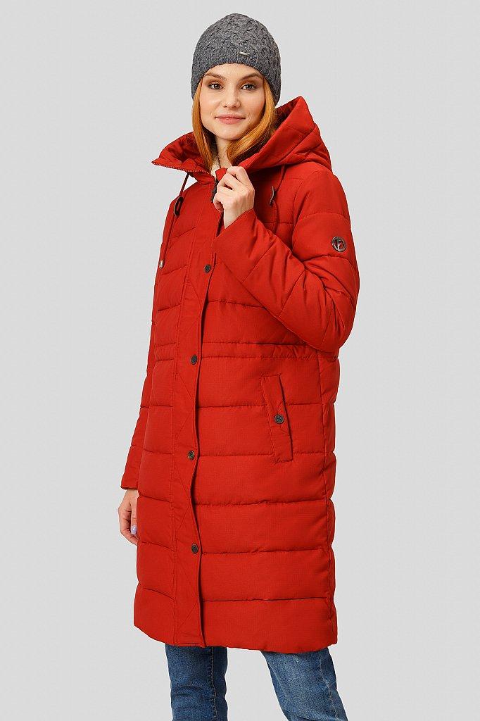 Пальто женское, Модель W18-12001, Фото №3