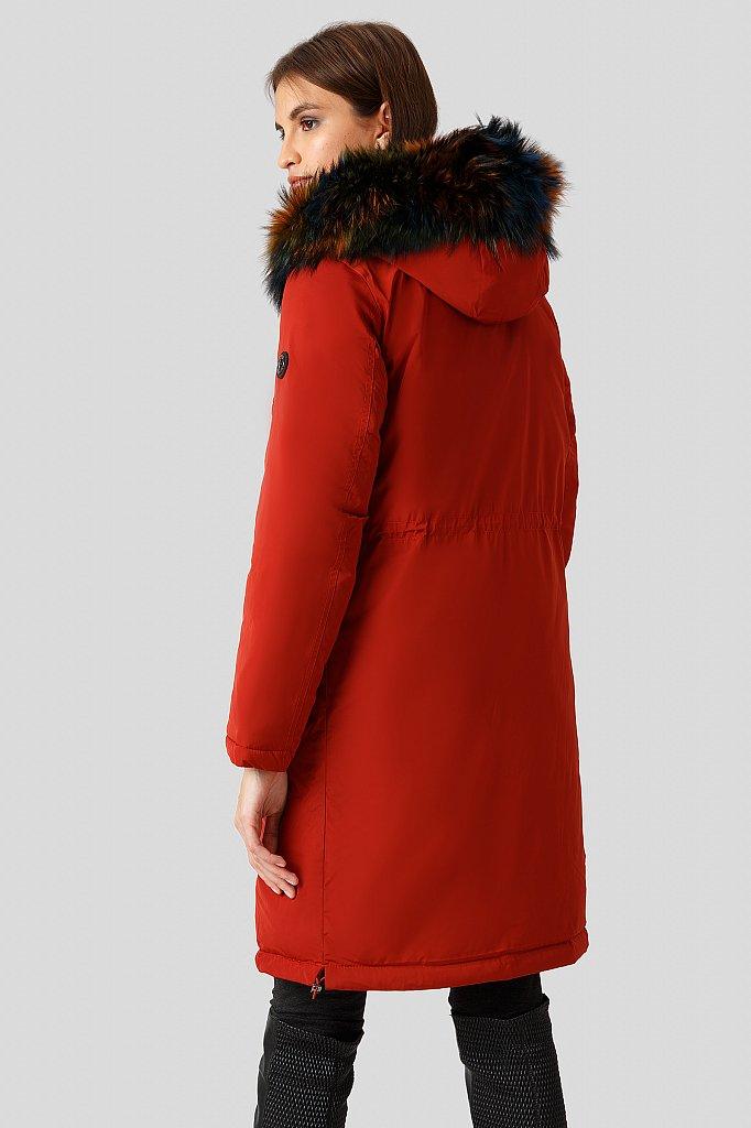 Пальто женское, Модель W18-12039, Фото №5