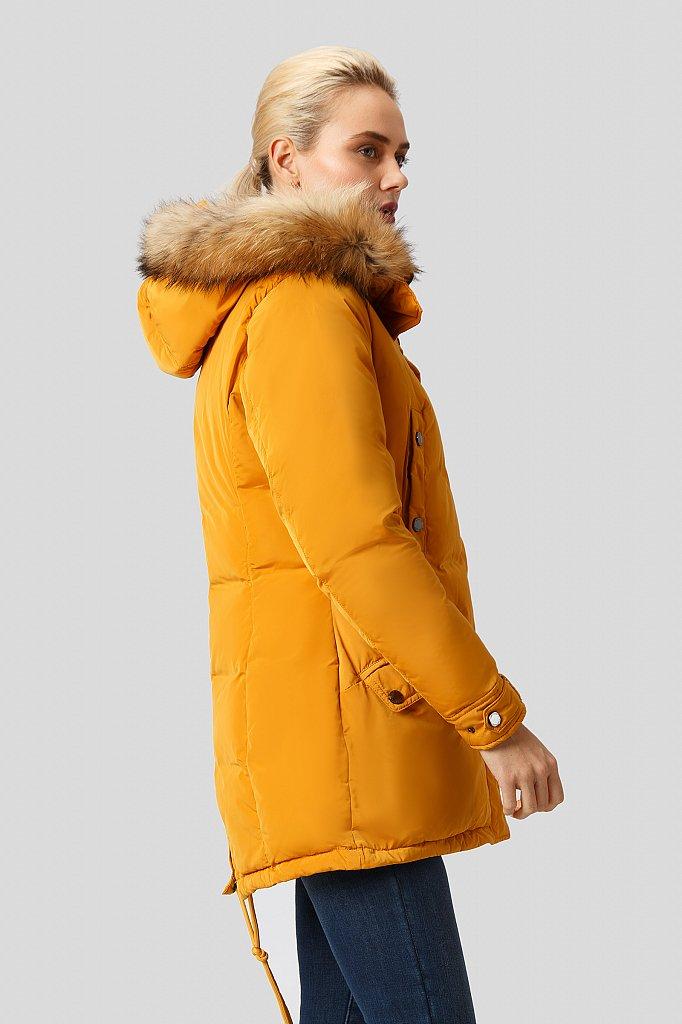 Пуховик женский, Модель W18-12046, Фото №3