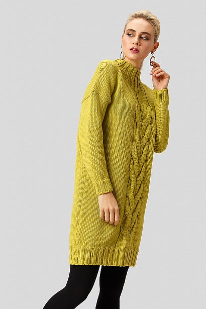 Платье женское, Модель W18-32102, Фото №4