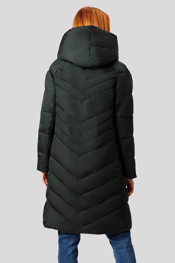 Пальто женское, Модель W18-12023, Фото №4