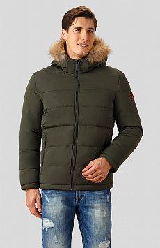 Куртка мужская, Модель W18-22011, Фото №1