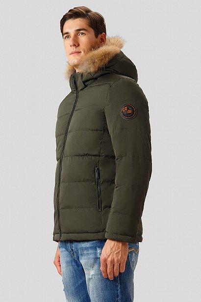 Куртка мужская, Модель W18-22011, Фото №3