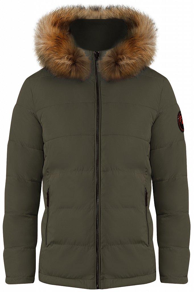 Куртка мужская, Модель W18-22011, Фото №6