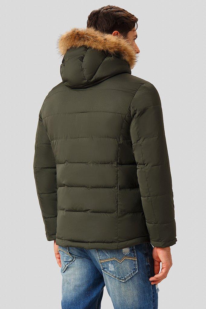 Куртка мужская, Модель W18-22011, Фото №4