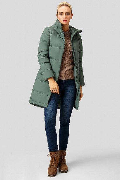 Пальто женское, Модель W18-32017, Фото №2