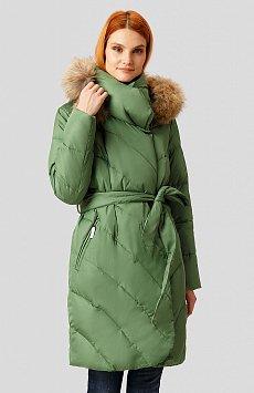 Пальто женское W18-11012