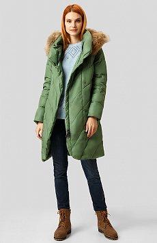 Пальто женское, Модель W18-11012, Фото №2