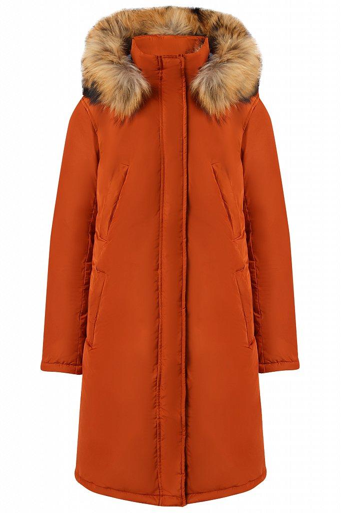 Пальто женское, Модель W18-12032, Фото №6