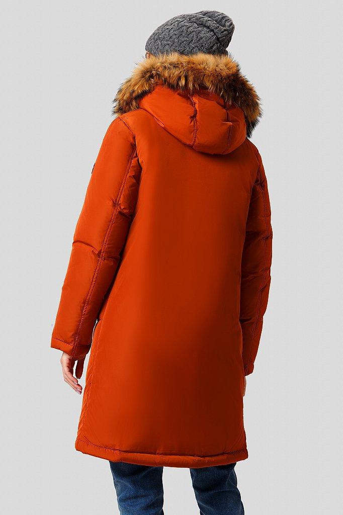 Пальто женское, Модель W18-12032, Фото №4