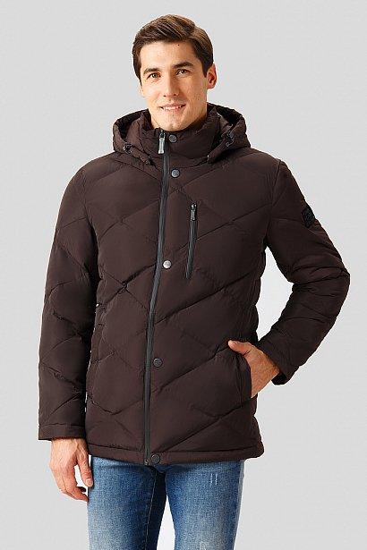 Куртка мужская, Модель W18-22004, Фото №1