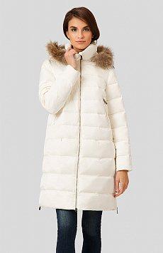Пальто женское W18-12026