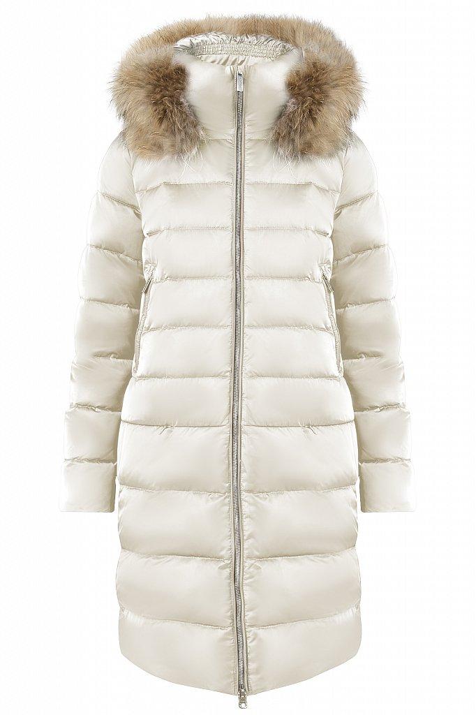 Пальто женское, Модель W18-12026, Фото №7