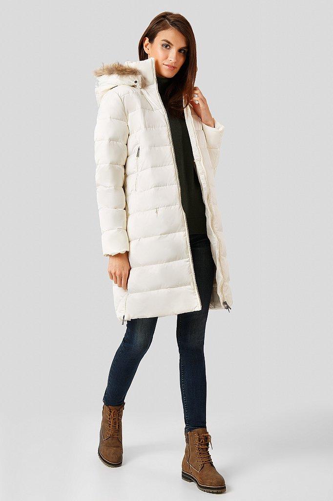 Пальто женское, Модель W18-12026, Фото №2