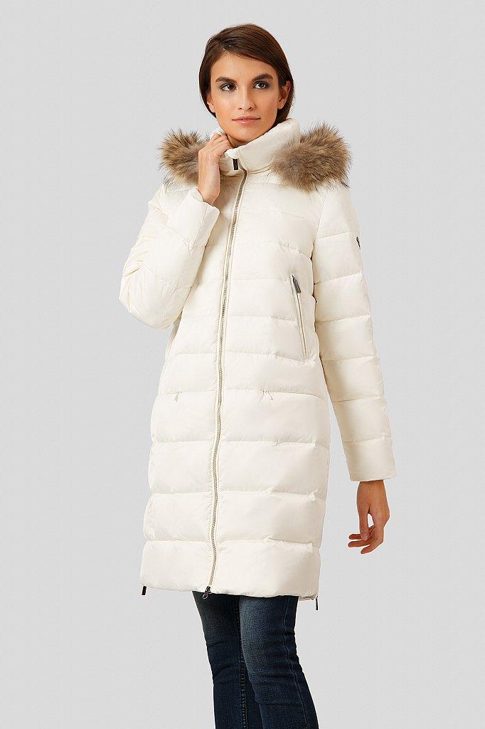 Пальто женское, Модель W18-12026, Фото №3