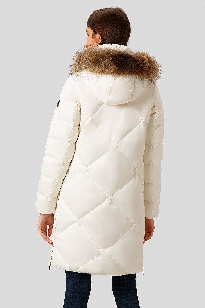 Пальто женское, Модель W18-12026, Фото №4