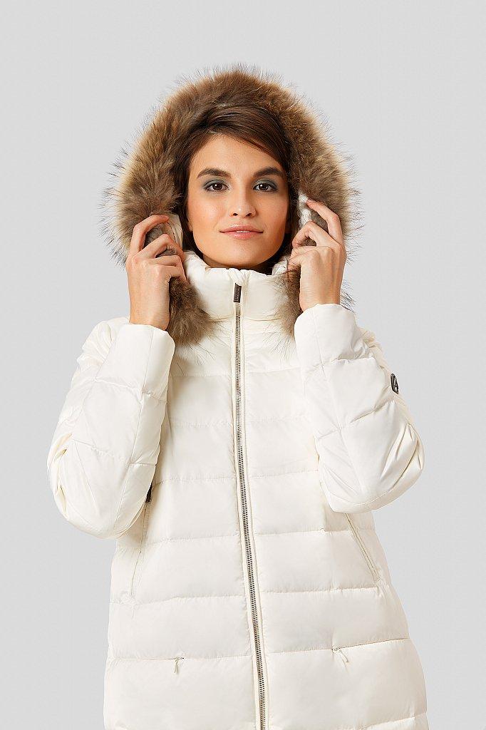 Пальто женское, Модель W18-12026, Фото №5