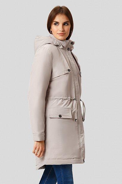 Полупальто женское, Модель W18-32023, Фото №3