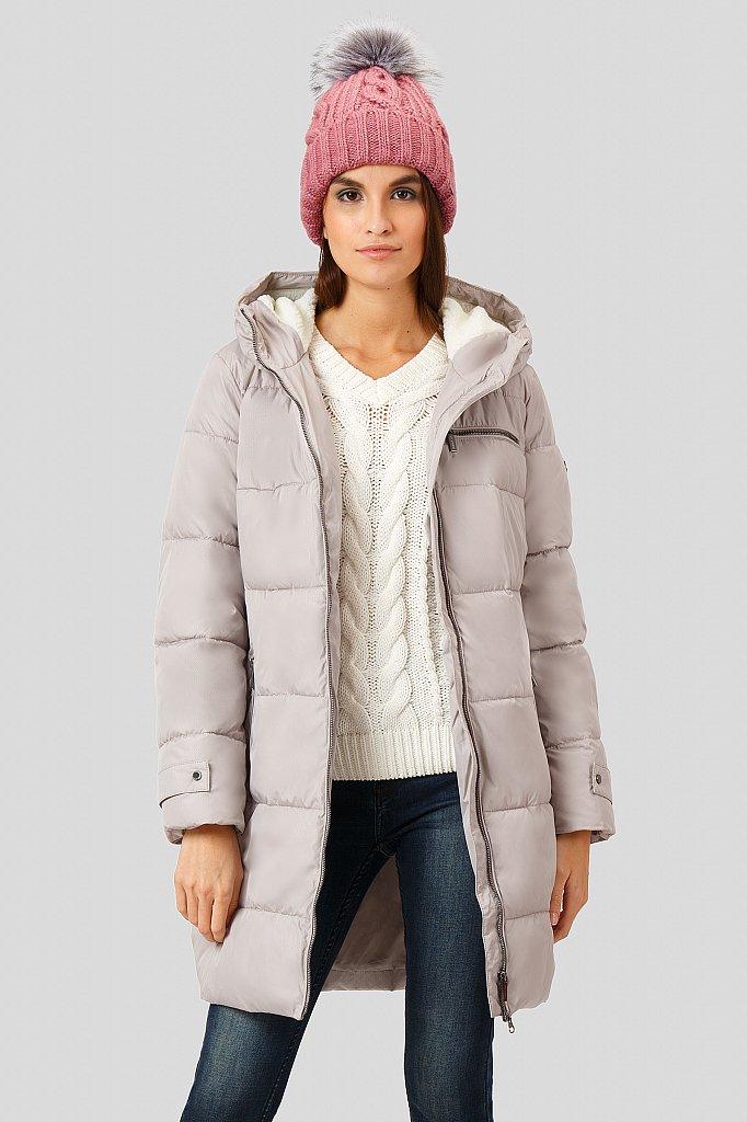 Пальто женское, Модель W18-11001, Фото №1