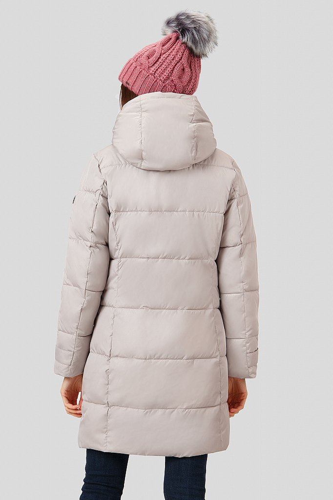 Пальто женское, Модель W18-11001, Фото №5