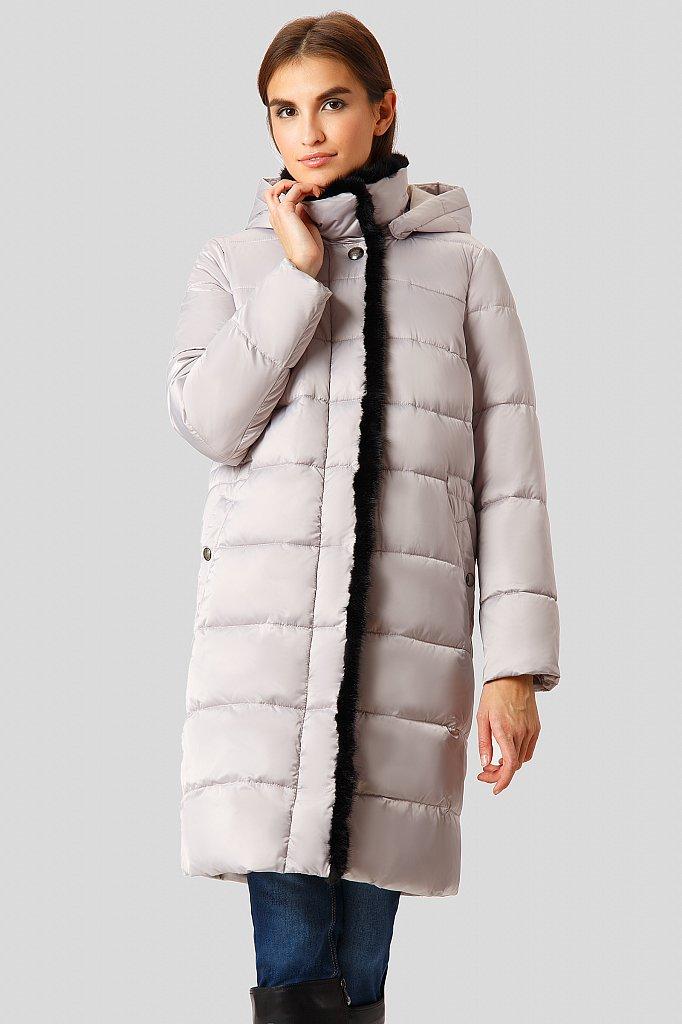 Пальто женское, Модель W18-11014, Фото №1
